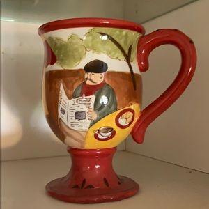 Jennifer Brinley French Mug